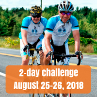 two day challenge, August 25-26 2018